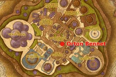 Orton Bennet
