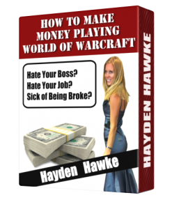 How to Make Money Playing World of Warcraft