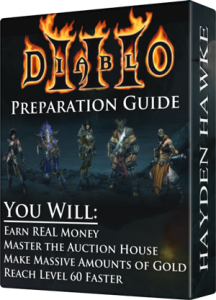 Diablo 3 Preparation Guide