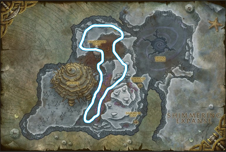 Where to Farm Azshara's Veil – Farming Azshara's Veil