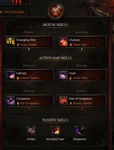Best Demon Hunter Build