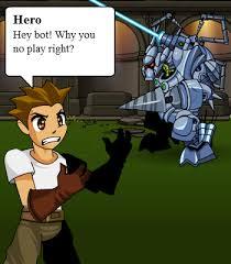 bots aren't fair