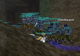 everquest train
