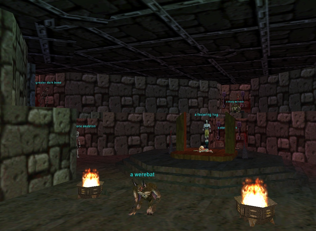 everquest 1 unrest basement