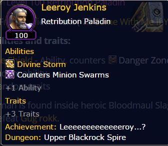 leeroy jenkins follower